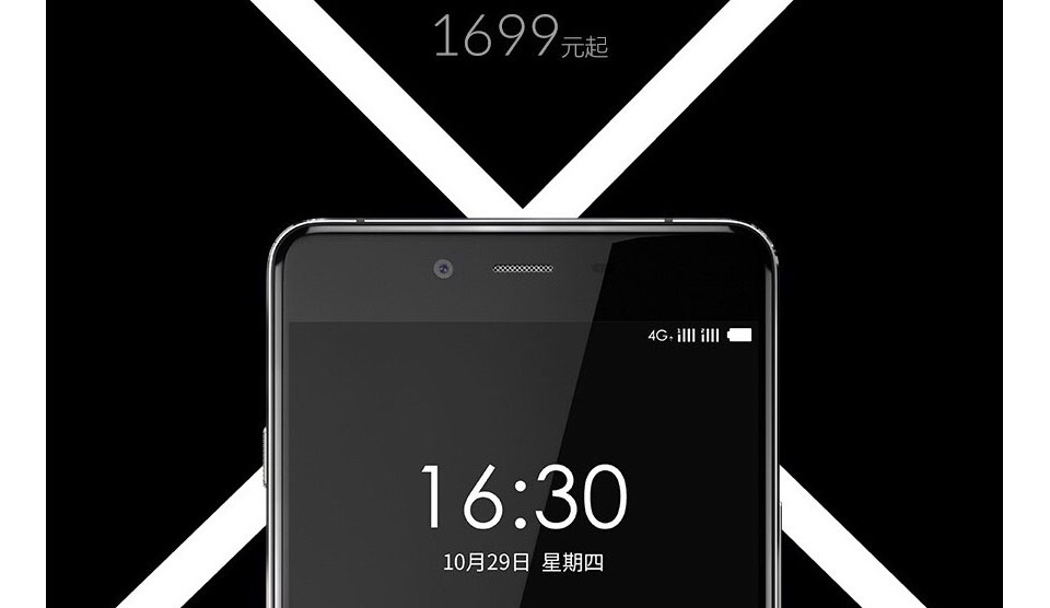 oneplus-x-precio-aspecto
