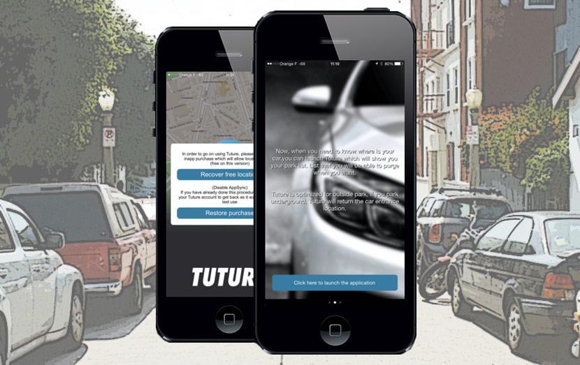 tuture-app-localizador-coche