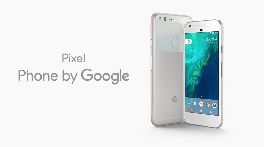 google-pixel-presentación