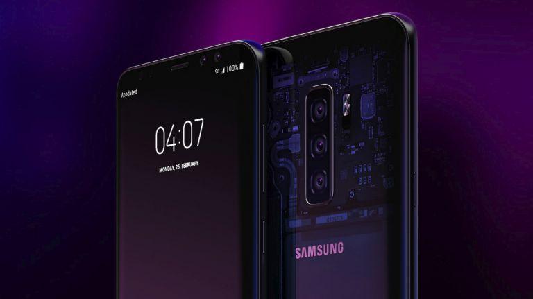 Galaxy S10 filtradas especificaciones