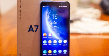 Galaxy A7 2018 análisis