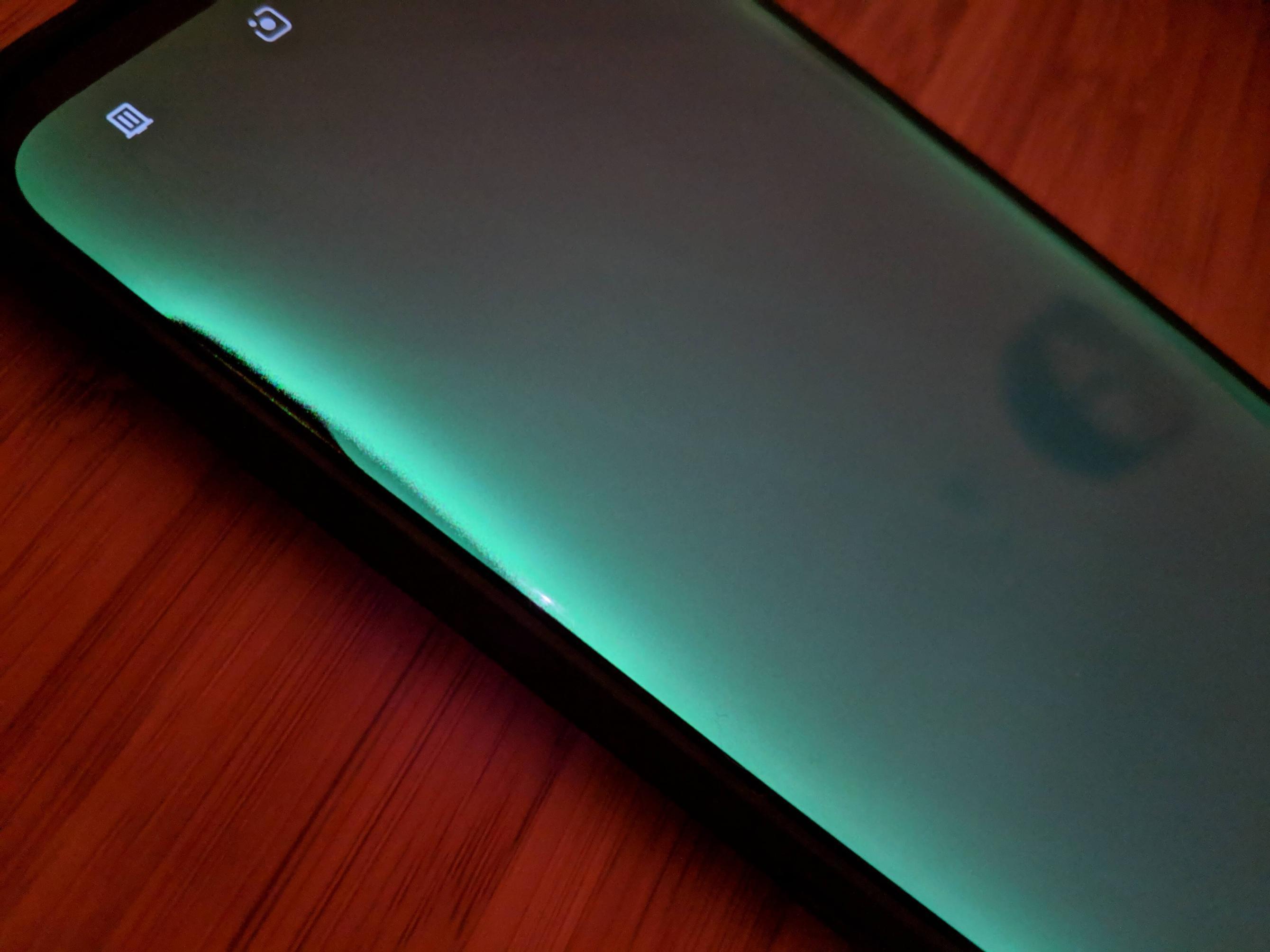 Mate 20 Pro pantalla defectuosa
