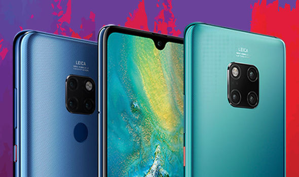 Huawei segundo fabricante