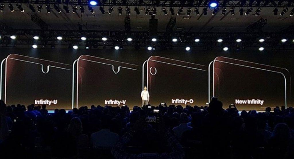 Samsung presenta cuatro nuevas pantallas