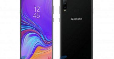 Samsung pantalla perforada