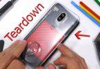 OnePlus 6T lector huellas