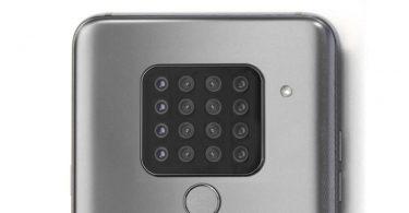 Patente LG 16 cámaras