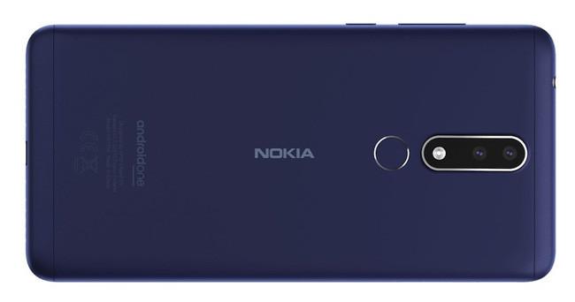 Nokia 3.1 Plus España