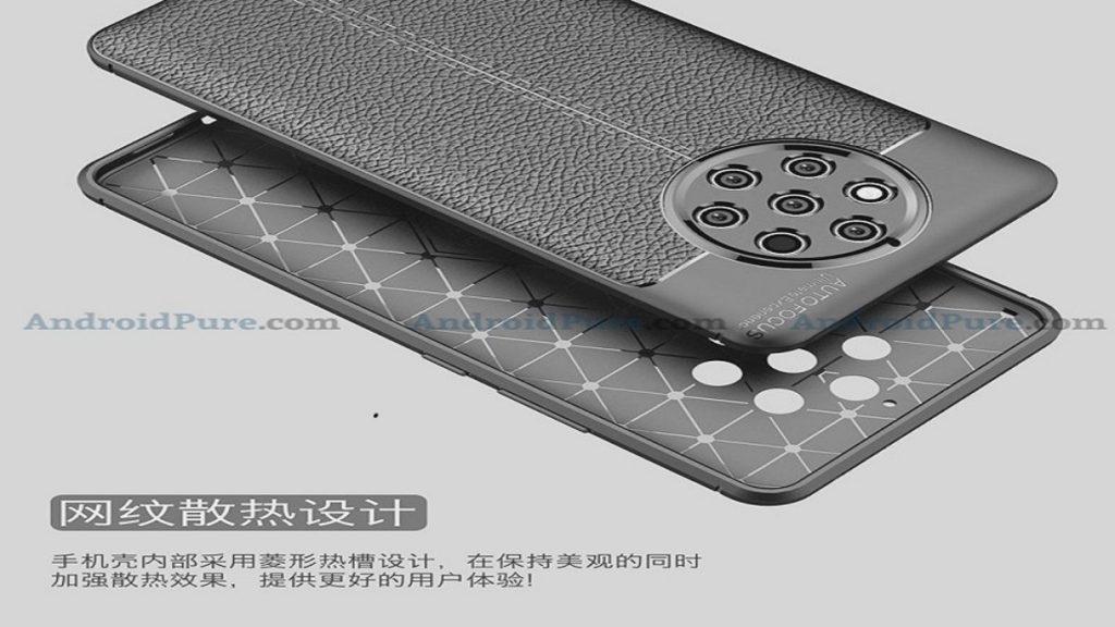 Nokia 9 cinco cámaras