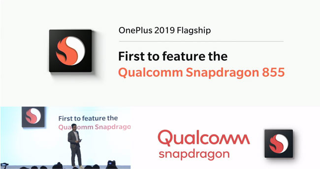 OnePlus Snapdragon 855