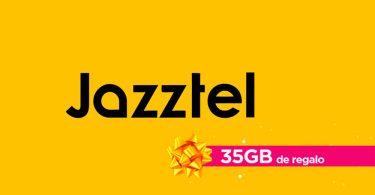 Jazztel 35GB Navidad