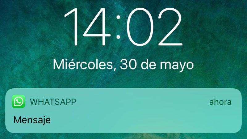 Whats App difusión mensajes