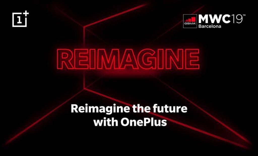 OnePlus 7 presentación