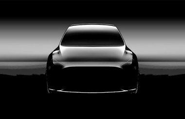 Tesla Model Y presentación California