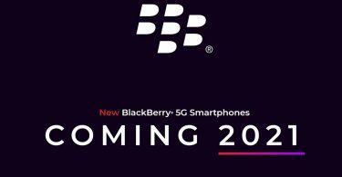 nuevos terminales blackberry 2021
