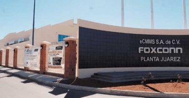 Foxconn estaría planteando mover la produccion del iPhone a Mexico