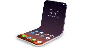 primeras informaciones sobre el iPhone plegable de Apple